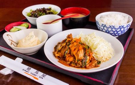 Buta Kimchi Itame